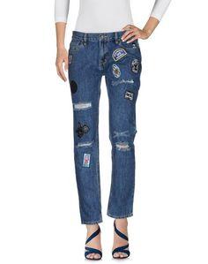 Джинсовые брюки Obey