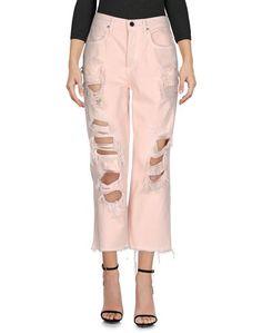 Джинсовые брюки-капри Alexander Wang