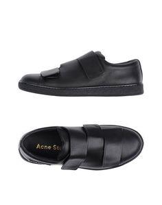 Низкие кеды и кроссовки Acne Studios