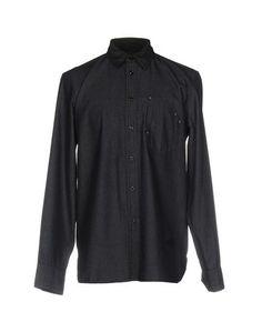 Джинсовая рубашка Rag & Bone