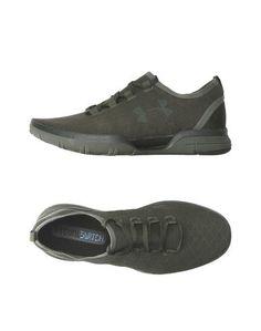 Низкие кеды и кроссовки Under Armour