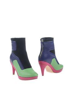 Полусапоги и высокие ботинки M Missoni