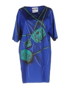 Короткое платье Moschino Couture