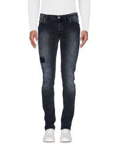 Джинсовые брюки Daniele Alessandrini