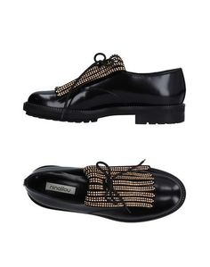Обувь на шнурках Ninalilou