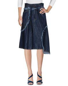 Джинсовая юбка Tsumori Chisato