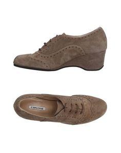 Обувь на шнурках Cervone