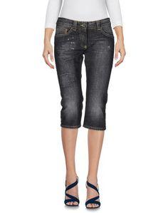 Джинсовые брюки-капри Alysi