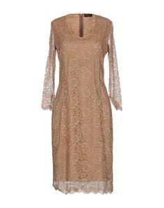 Платье до колена Rebecca C.
