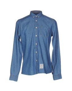 Джинсовая рубашка Fred Mello