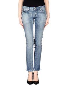 Джинсовые брюки Pulp