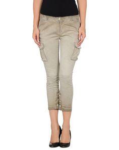 Джинсовые брюки-капри Twin Set Jeans