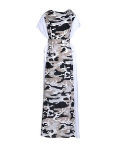 Длинное платье JC DE Castelbajac
