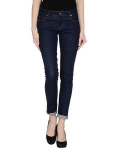 Джинсовые брюки A.N.D.