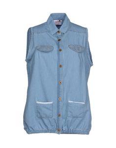 Джинсовая рубашка Dolores Promesas Hell