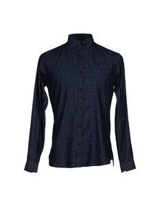 Джинсовая рубашка Billtornade