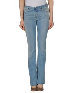 Джинсовые брюки Miss Sixty