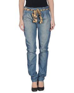 Джинсовые брюки LEZ A LEZ