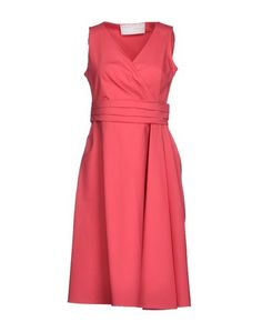 Платье до колена Valentino Techno Couture