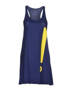 Короткое платье Word UP!