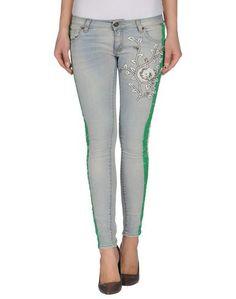 Джинсовые брюки 28.5