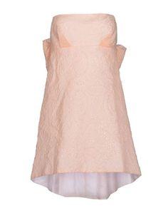 Короткое платье Miriam Ocariz