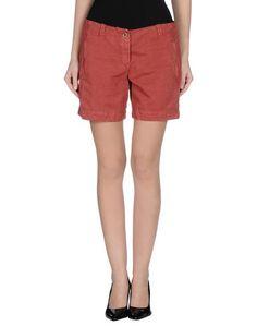 Повседневные шорты Incotex RED