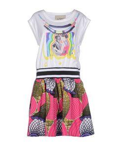 Короткое платье TEE Trend