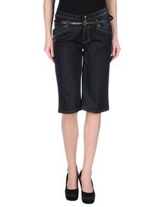 Джинсовые бермуды LIU •Jeans