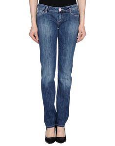 Джинсовые брюки-капри Jfour