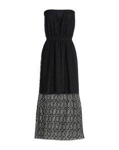 Платье длиной 3/4 Alpha Massimo Rebecchi