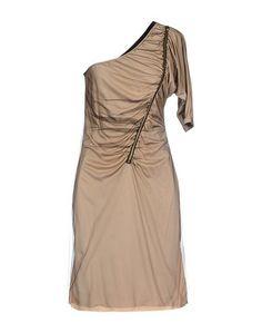 Платье до колена Francesco Scognamiglio