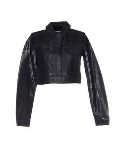 Джинсовая верхняя одежда MM6 by Maison Margiela