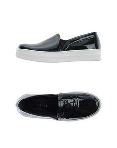 Низкие кеды и кроссовки Orciani