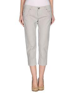 Джинсовые брюки-капри Extro