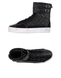 Высокие кеды и кроссовки GAS Footwear