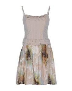 Короткое платье Giallo