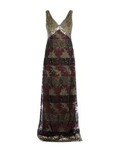 Длинное платье Rodarte