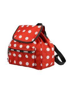 Рюкзаки и сумки на пояс Lesportsac