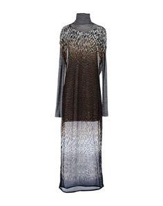 Платье длиной 3/4 PF Paola Frani