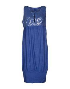 Платье до колена 120% Lino