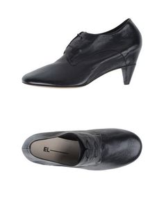 Обувь на шнурках EL