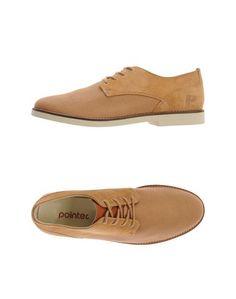 Обувь на шнурках Pointer