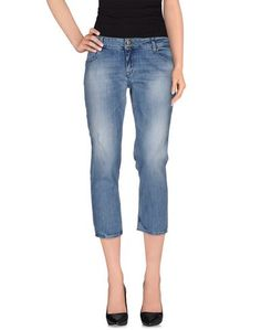 Джинсовые брюки-капри Cycle