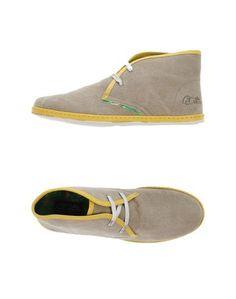 Полусапоги и высокие ботинки LE Crown