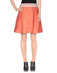 Джинсовая юбка Maison Colette