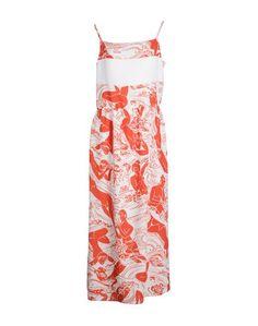 Длинное платье Carven