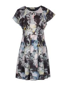 Короткое платье Fall Winter Spring Summer