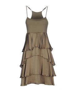Короткое платье Fausta Tricot