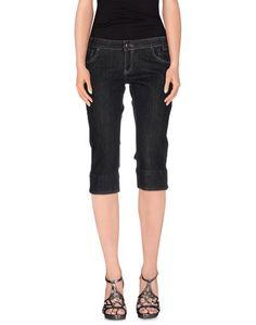 Джинсовые брюки-капри Magilla